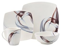 Mikasa 5223389 Kya 4-Piece Place Setting, Service for 1