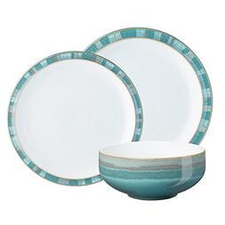 Denby  Azure Coast 12-Piece Dinnerware Set