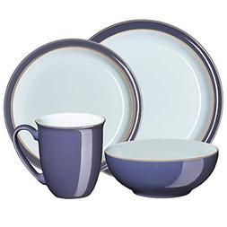 Denby Blends Peveril 8 Pc Dinnerware Set