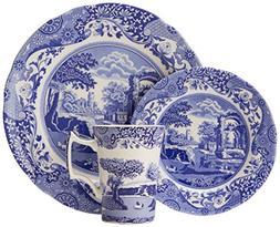 Spode - Blue Italian - 12 Pc Casual Dining Set