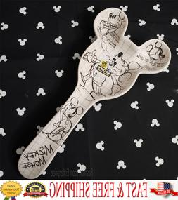 Brand New Disney Spoon Rest Mickey Sketchbook Spoon Rest Ori