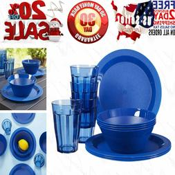 cambridge plastic plate bowl and tumbler dinnerware