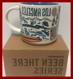 Coffee Mug Been There Series Across The Las Angeles 14 Oz Di