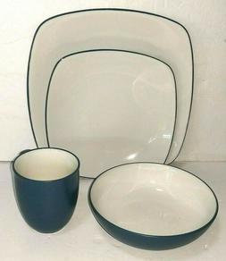 Noritake Colorwave Square 4, 16, 20 Pcs Dinnerware Set for 1