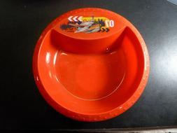 Disney Planes Red Plastic 13.8 Fl Oz Bowl - You Get Two!!!!