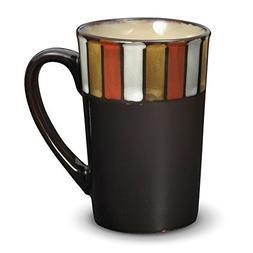 Pfaltzgraff Taos Latte Mug, 16-Ounce