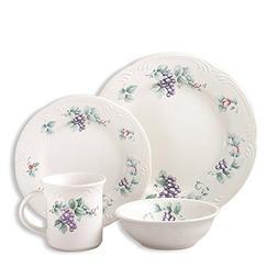 Pfaltzgraff Grapevine Dinnerware Set