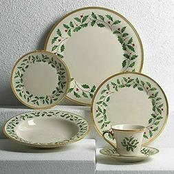 Lenox Holiday 5-Piece Dish Dinnerware Set
