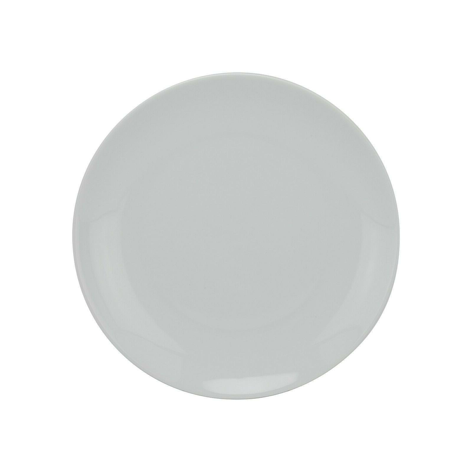 10 White Coupe 16-Piece Set