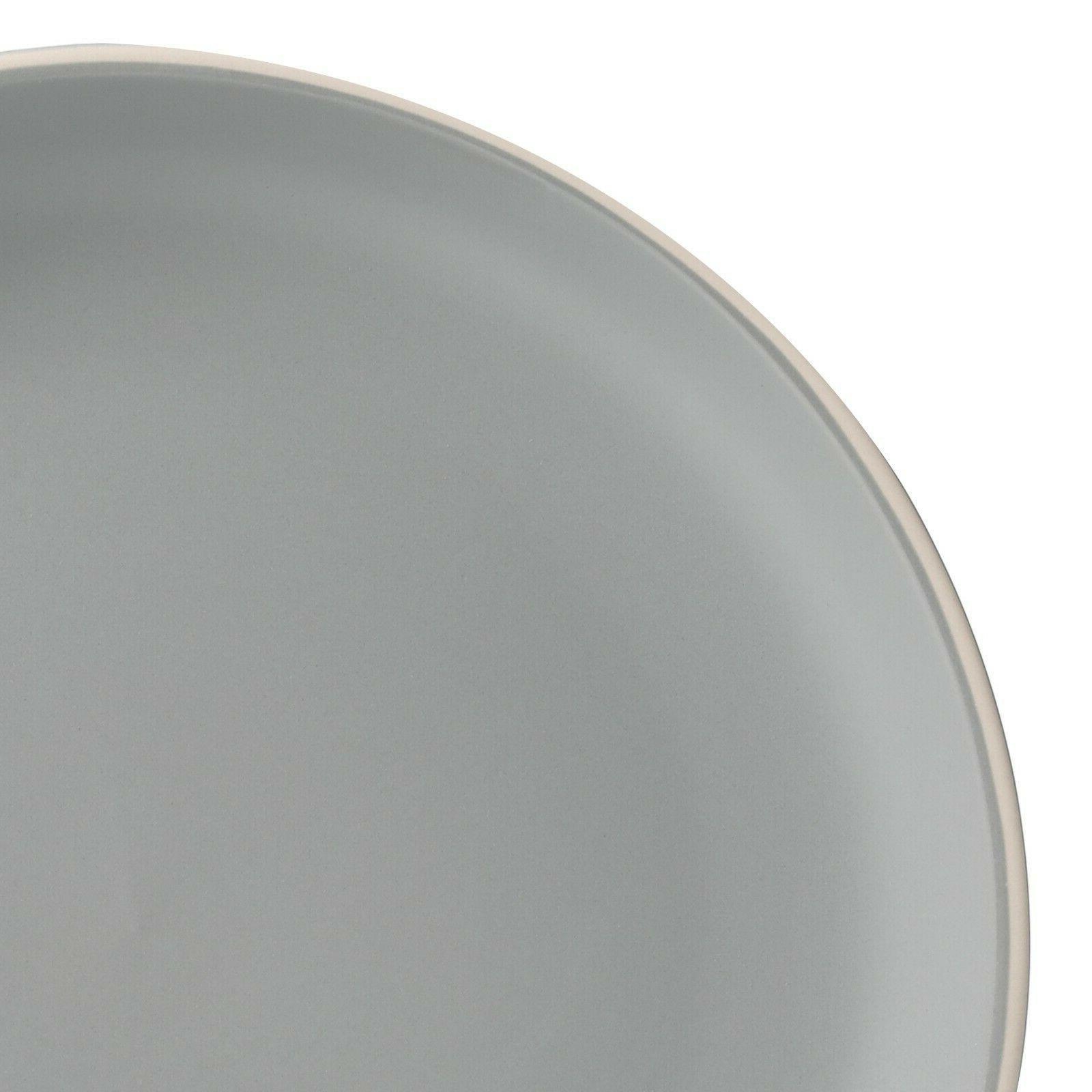 12 Piece Dinnerware Set Stoneware Service for 4
