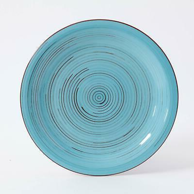 12 Piece Plates Kitchen Dishes Dinner Bowls Colors