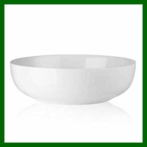 3 2 quart porcelain serving bowl set