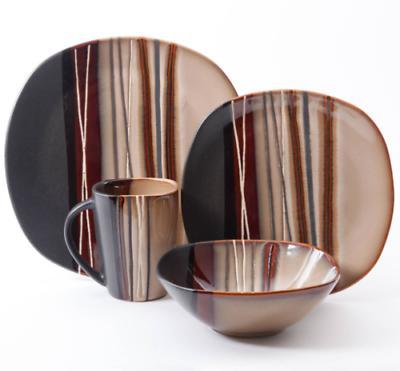 Set Dishes Plates Kitchen China Mugs