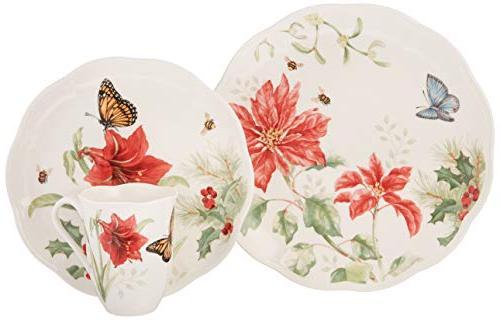 Lenox Butterfly Dinnerware Multicolor