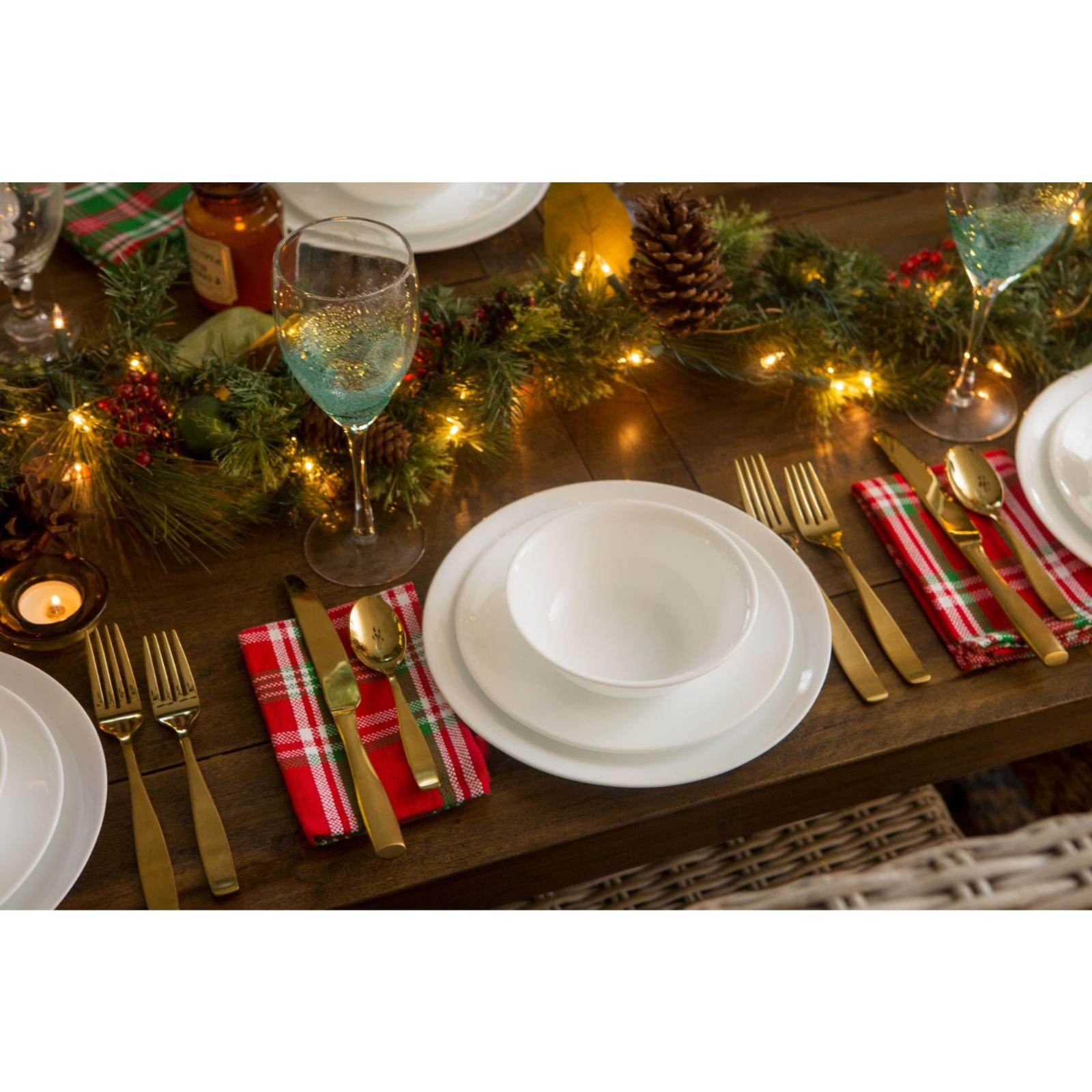 Corelle White Dinnerware Color