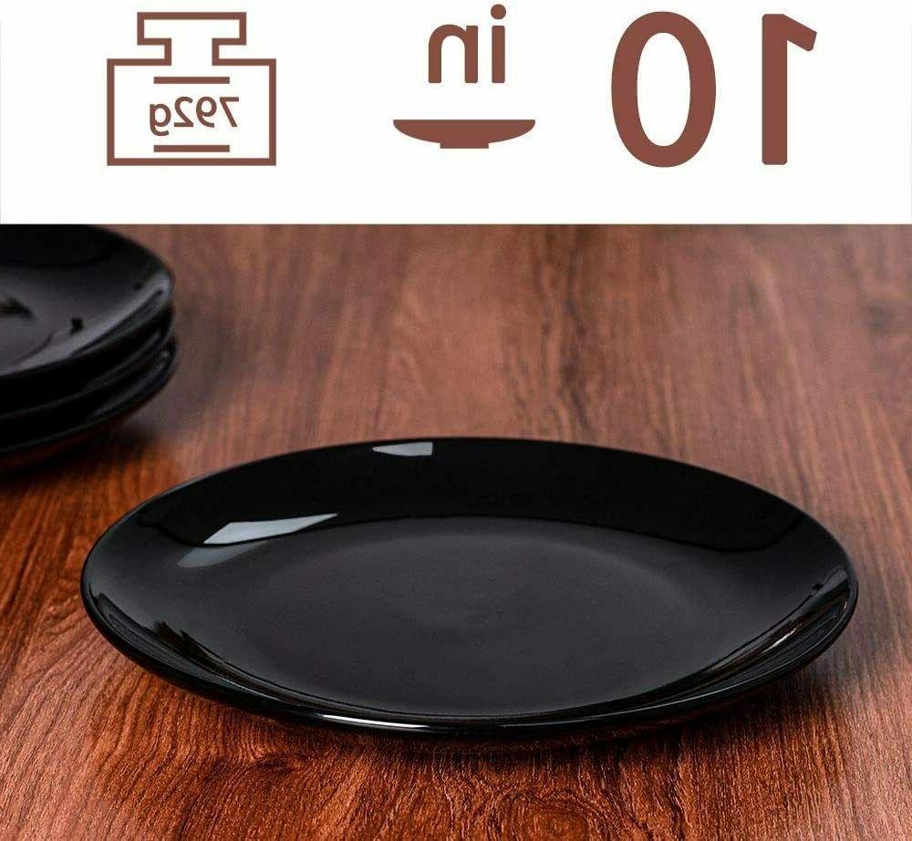Kitchen Plates Inch Set of 4
