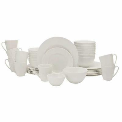 Mikasa Dinnerware Set 40-Piece 8 Bone