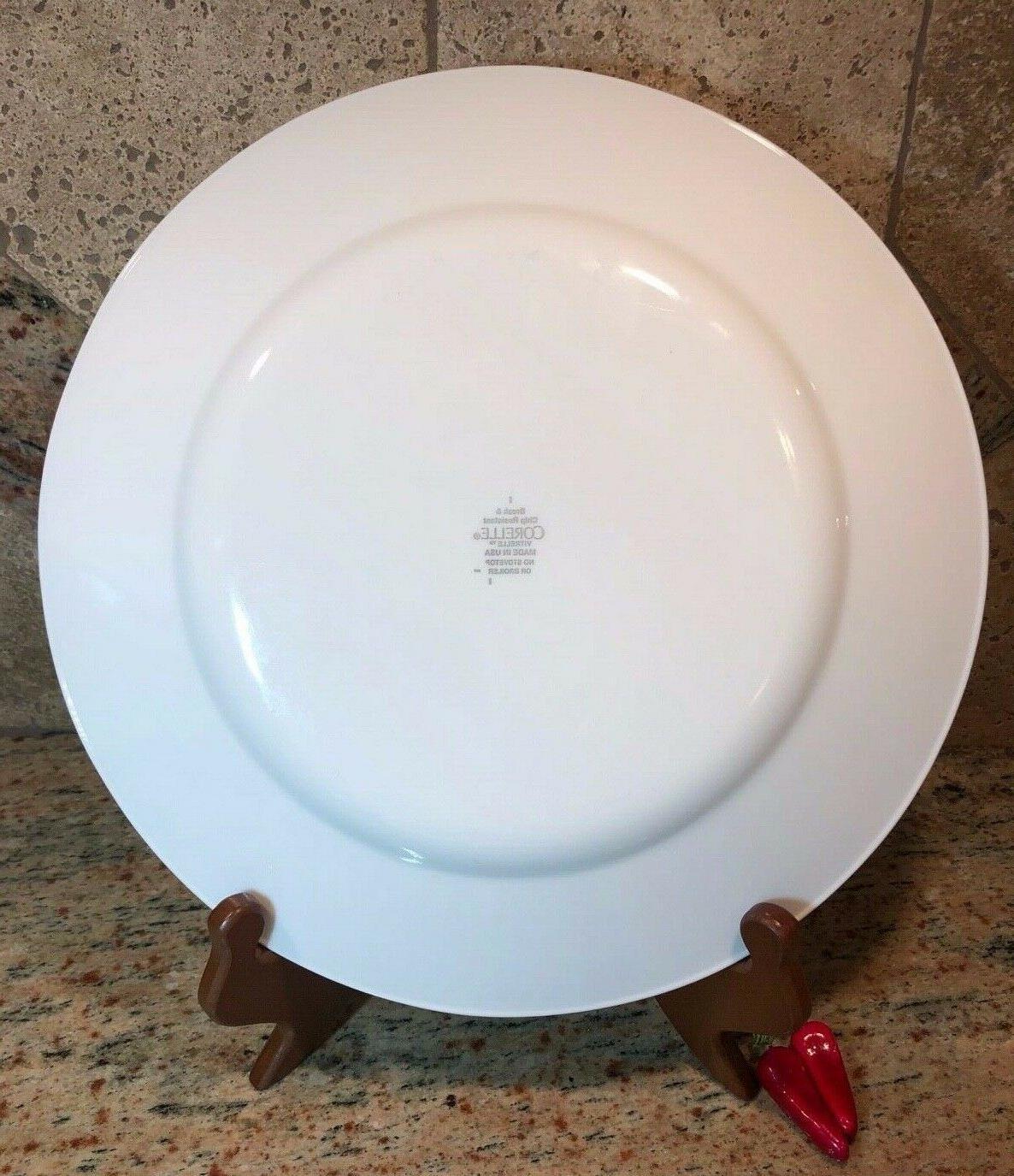 Corelle Dinnerware Winter White Plate