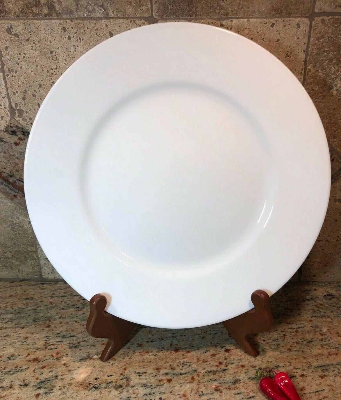 dinnerware winter frost white 10 1 4