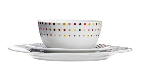Dots Dinnerware Set - Service for 6