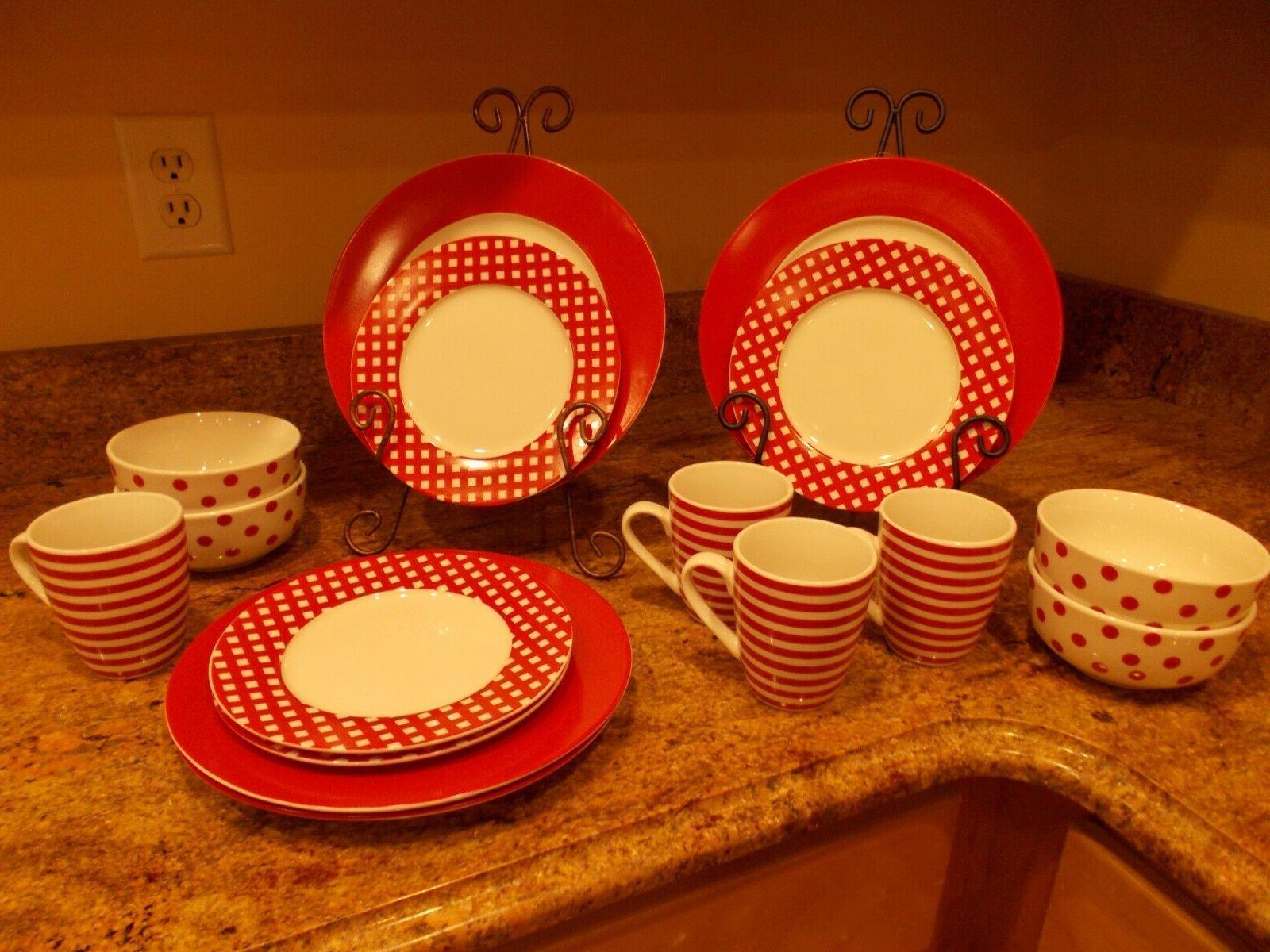 Pfaltzgraff Kenna 16 Dinnerware -
