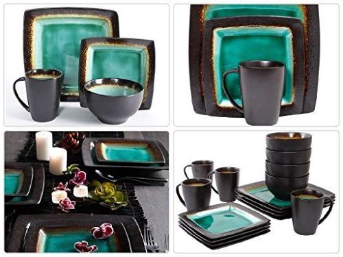 everyday ocean oasis dinnerware set