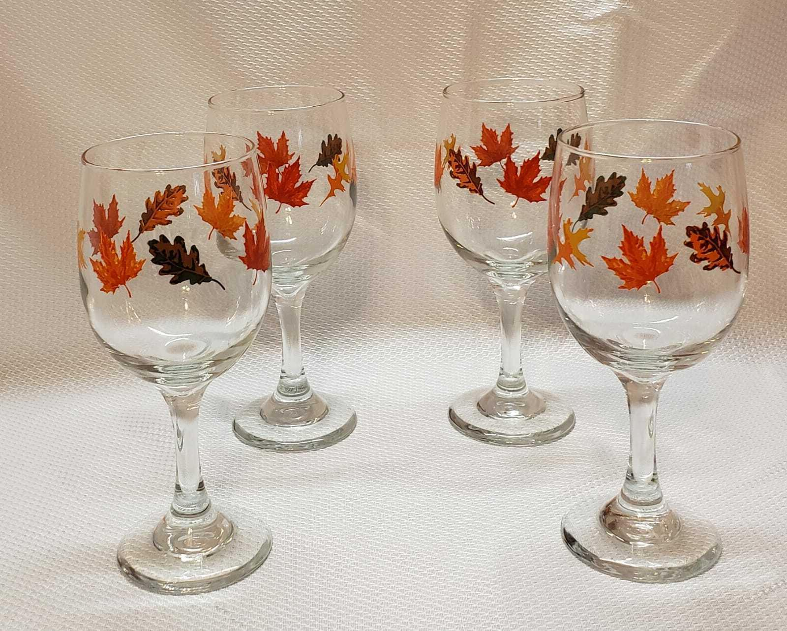Fall Leaves Dinnerware Collection