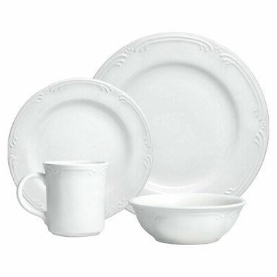 filigree dinnerware set