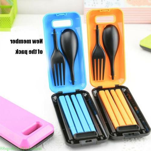 Folding Fork Tableware Portable