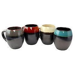 gibson home soroca 19 5 oz mug