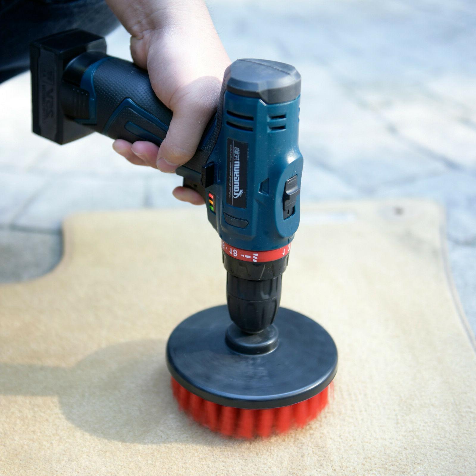 Heavy Scrub Drill Attachment