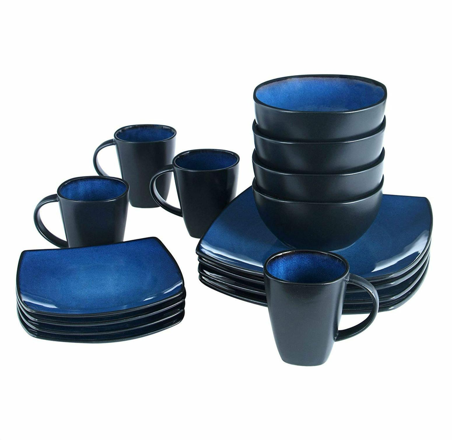 Gibson Home 16 Dinnerware Kitchen Home Food Cooking