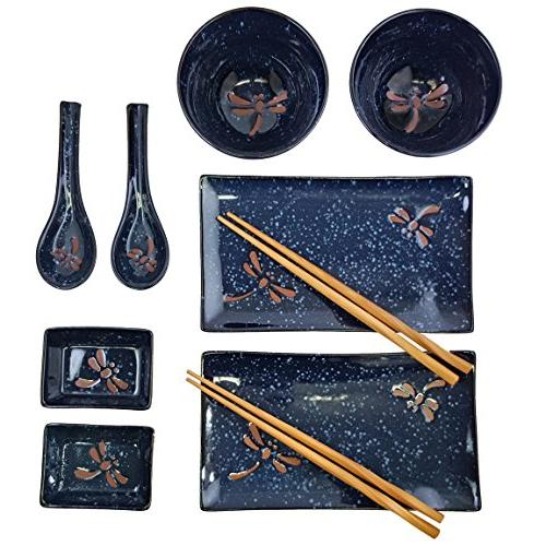 japanese dinnerware set bl