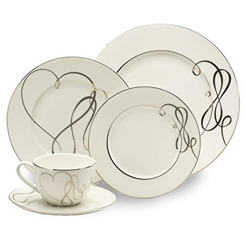 love story dinnerware