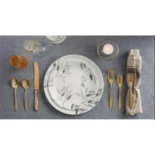 Corelle Leaves Dinnerware Resistant