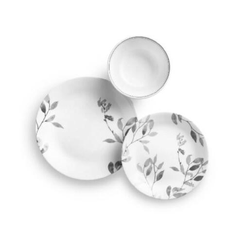 Corelle Misty Dinnerware Break Resistant