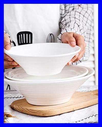 "Porcelain Bowl Set 7"" FREE SHIPPING"