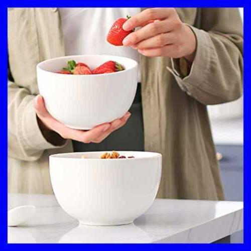 Porcelain Bowl For Cereal Soup Ramen Rice Of