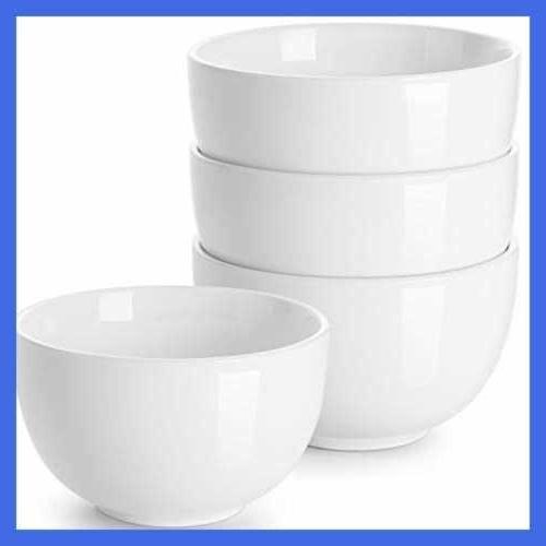 porcelain bowls 30 oz bowl for cereal