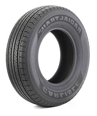 radial trail hd trailer tire st205 75r15