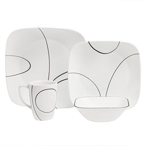 Corelle® Simple Lines 16-pc. Set
