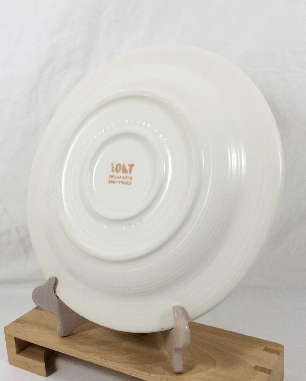 Treasure LARGE Platter Peppers Chop Plate Ceramic