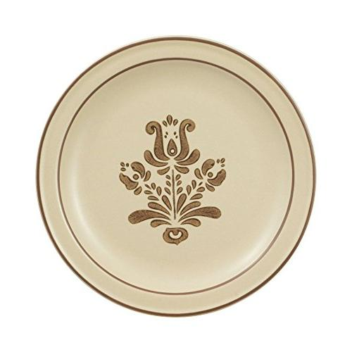 village luncheon plate