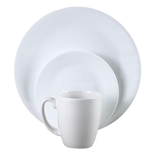white dinnerware set dinner plates