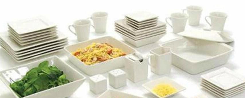 45 Set Dishes
