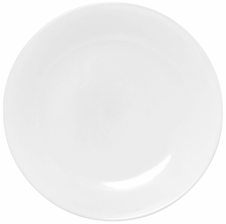 winter frost lunch glass plates dinnerware set
