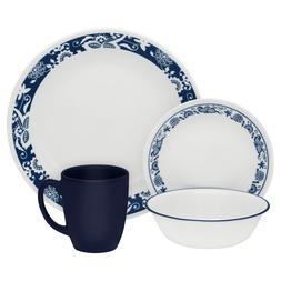 Corelle Livingware 16-Piece Dinnerware Dish Set Service for