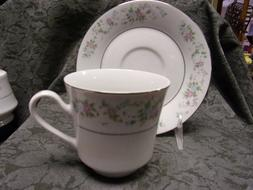 Sango Majesty Collection Cup & Saucer Cannes #8078 China Dis