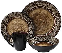 American Atelier Markham Square 16-pc. Dinnerware Set