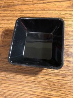 melamine single square bowl ramekin 6 oz